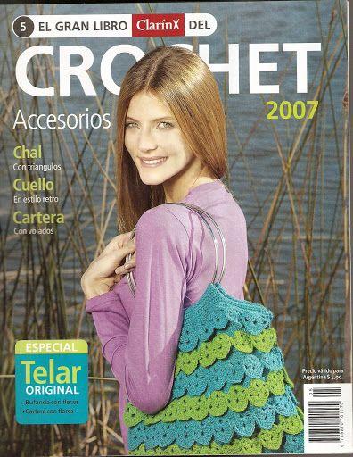 Tejido Clarin Crochet 5-2007 - claudia Rabello - Álbuns da web do Picasa
