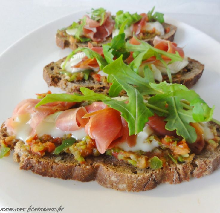 tartine basque de philippe etchebest