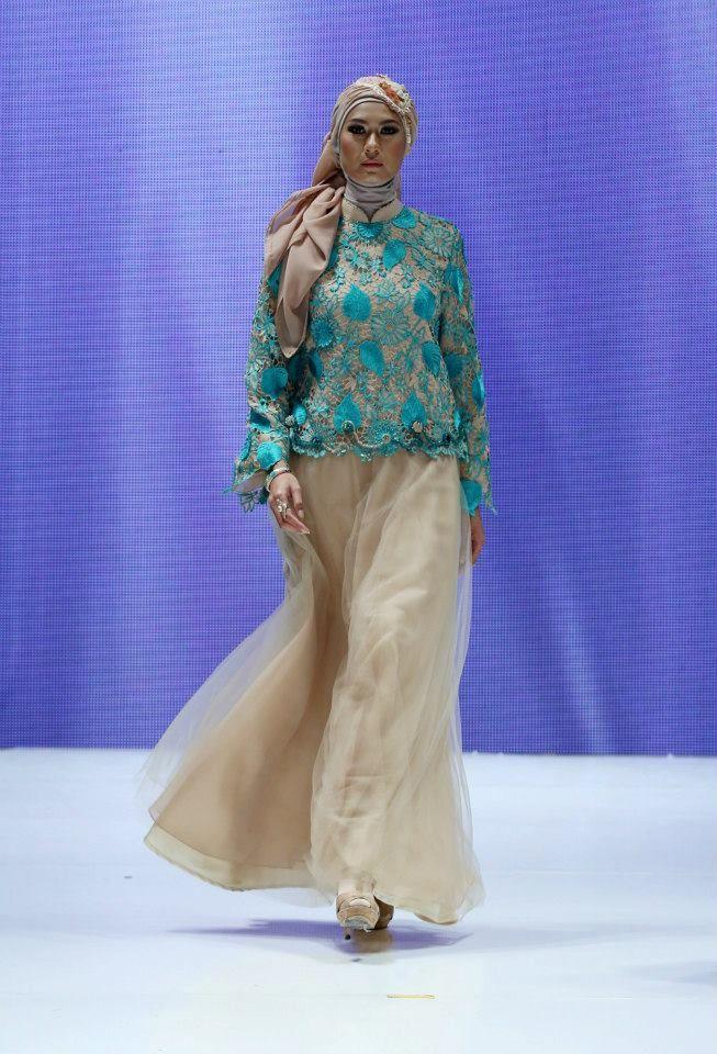 "Myrin ""Unity of Diversity"", Indonesia Islamic Fashion Fair 2013"