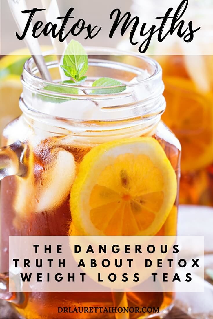 Why the Teatox Weight Loss Detox Tea Trend Does Not Work and Ruins Your Body - If you're tempted by skinny teatox teas that claim to cleanse your body and flush away fat in 2 to 4 weeks, you may want to look a little closer look. Many diet companies are using dangerous laxatives in their teas, which scientifically cannot cause weight loss or detox the body. But, they will seriously damage your body. Click to find out how.