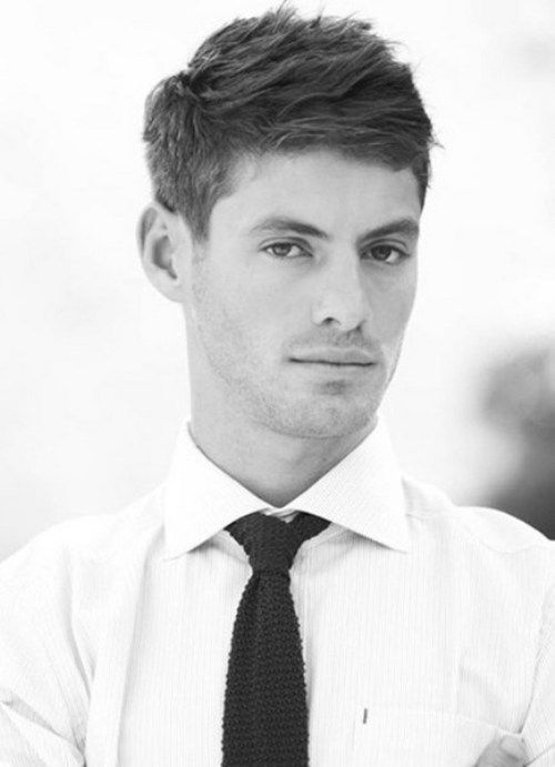 Mens Hairstyles Short Sides Long Top 2017