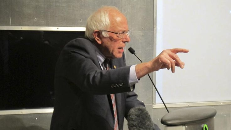 """Bernie Sanders (I-Vt.) has earned a spot in the entertainment industry's award season: He was nominated for a Grammy award on Tuesday, a first for the 2016 presidential candidate.Sanders was nominated in the spoken word category for the audio book version of """"Our Revolution: A Future to Believe In,"""" along with actor Mark Ruffalo. The book was published just after the presidential election."""