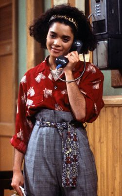 Lisa Bonet in 'A Different World' (1987) Always ahead of the curve...