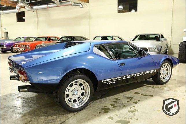 1973 Detomaso Pantera In 2020 Pantera Carroll Shelby Car Photos