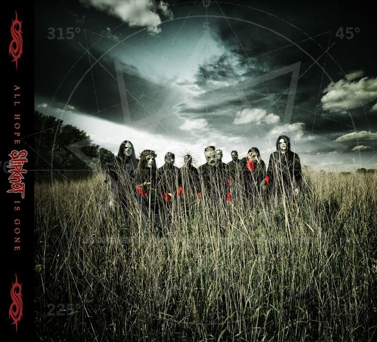 All Hope Is Gone - Slipknot | Songs, Reviews, Credits | AllMusic