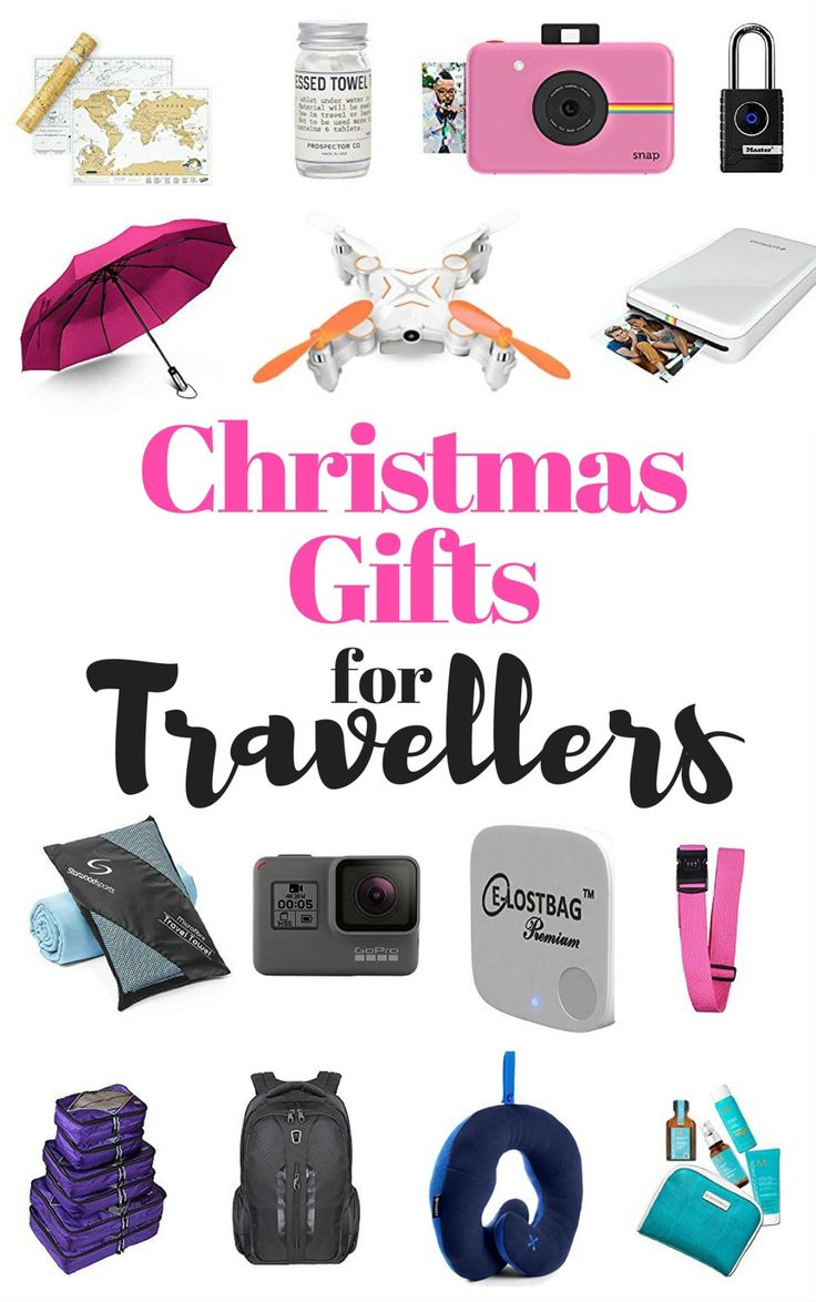 Travel Gift Guide For Christmas 2017. Christmas is just around the corner. Maybe you have no idea what to give to your travel loving friend? Check out the hottest gifts for 2017! #christmas #christmasgifts #travelgiftguide #giftguide #christmas2017