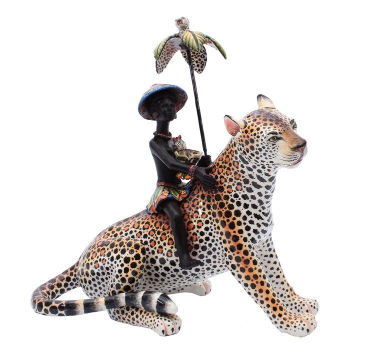 Ardmore Leopard Rider