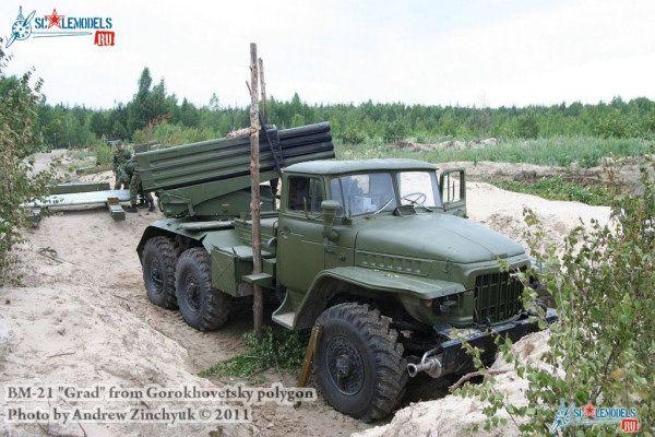 BM-21 Grad Modeler's Online Reference Updated