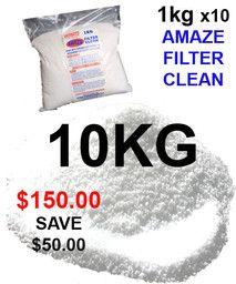 Amaze Filter Clean 10kg Bulk Buy