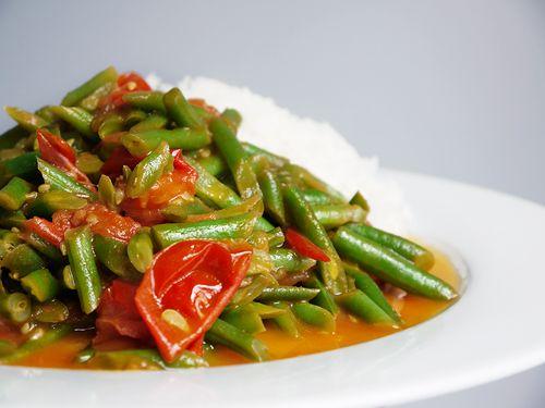 Tumis Buncis (Indonesian Green Beans) | LondonEats