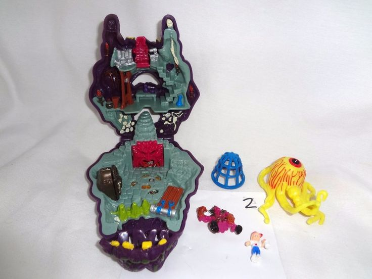 Hello again. Up for sale is this complete Mighty Max Doom Zones Outwits Cyclops playset. Produced by Bluebird Toys in the early '90s. The set shown in the photo is representative of what you will receive. | eBay!