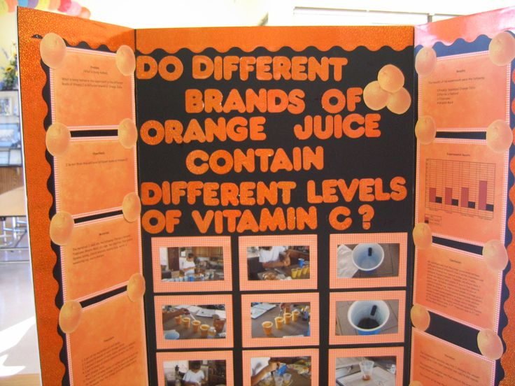 14 Best Science Fair Boards Images On Pinterest Experiment