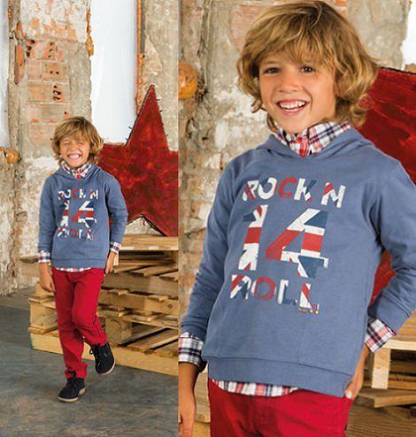 estilo british de sfera niños otoño invierno 2013 2014