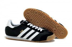 store italia basket Uomo Adidas Originals Dragon Scarpe sportive - bianche e nero