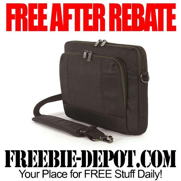 FREE AFTER REBATE – Slim Bag for Tablets – FREE iPad Bag – FREE Macbook Bag – $60 Value – Exp 5/8/15  #freebate