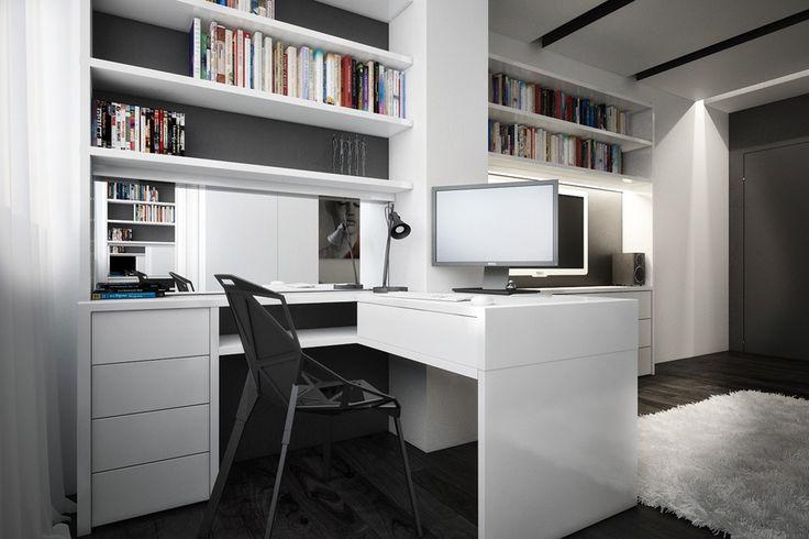 Фото — Квартира художника — Дизайн квартир