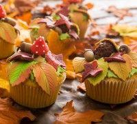Cupcakes versieren fondant