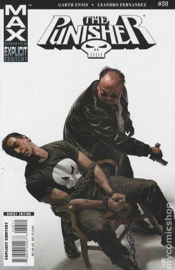 Punisher (2004 7th Series) Max 38