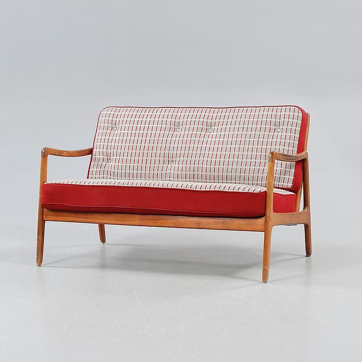 SOFFA, France & Daverkosen, Danmark, 1950/60-tal.