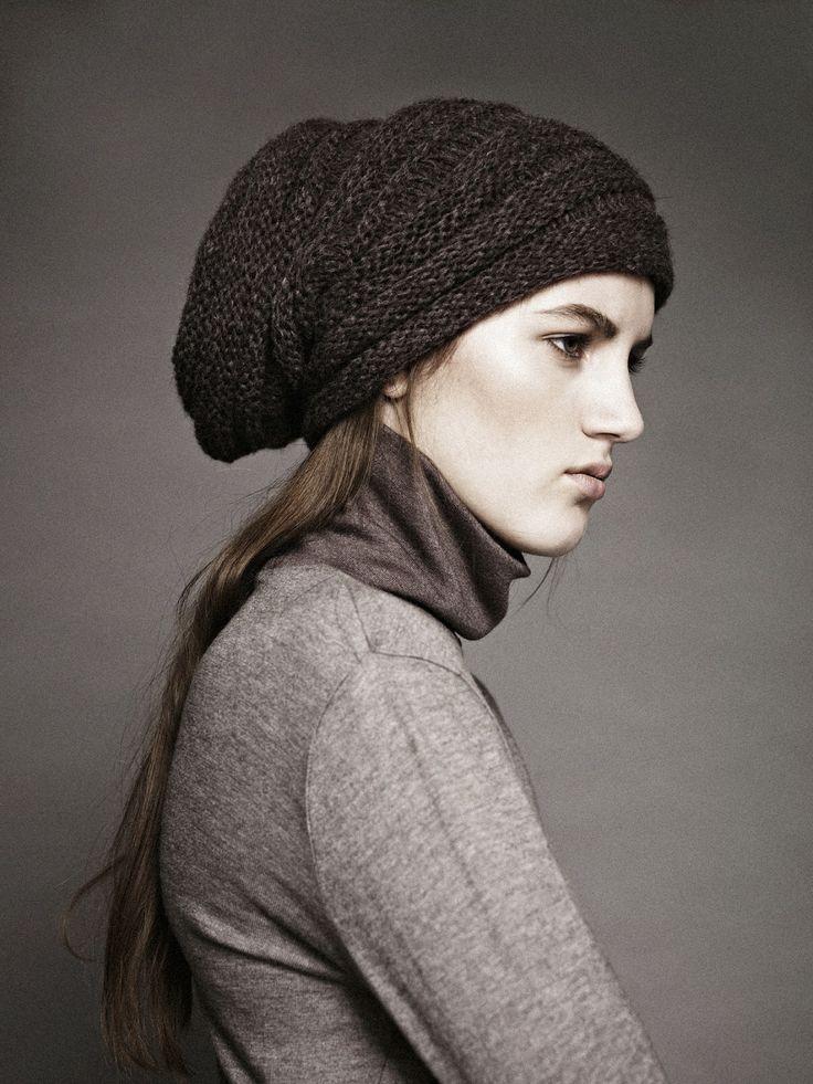 sunghee bang...knit hat
