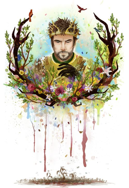 A Song of Ice and Fire - Renly Baratheon (by tothestrongest)