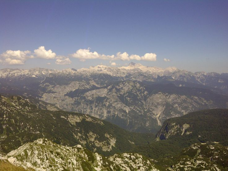 Mt. Vogel, Slovenija