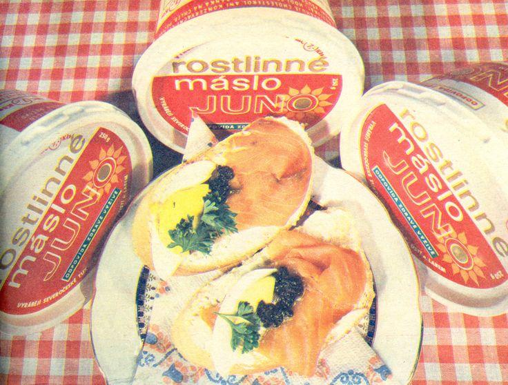 Juno - rostlinné máslo (1974)
