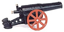 Ah, the calcium carbide 'bangsite' cannon!  The loudest toy that wasn't actually an explosive.  Another toy that I felt compelled to re buy as an adult.  It continues to wake the neighborhood every new years!