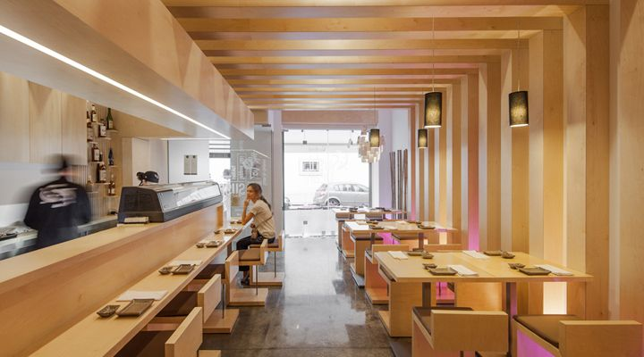 Sushi Pearl PLAN Associated Architects Faro Portugal