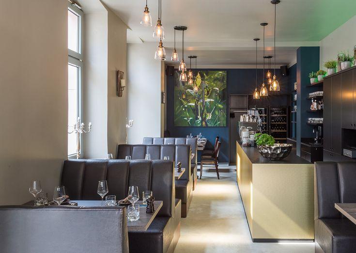 Restaurant Düsseldorf Unterbilk SOHOarchitekten