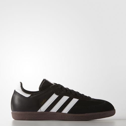 Samba Schuh - schwarz