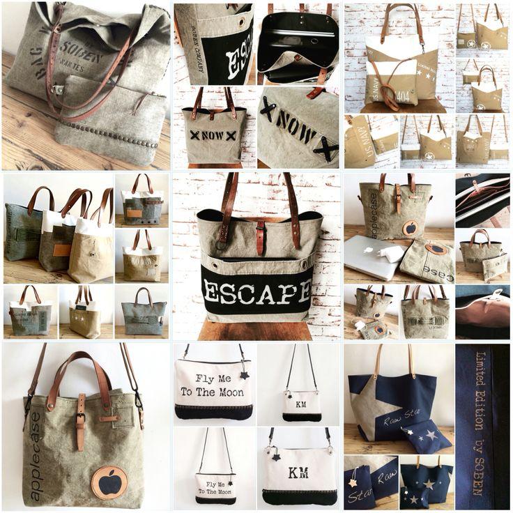 SOBEN bags www.sobenstore.com