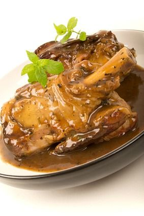 how to quickly cook lamb shanks
