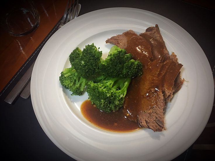 Roast Beef & Rich Gravy |
