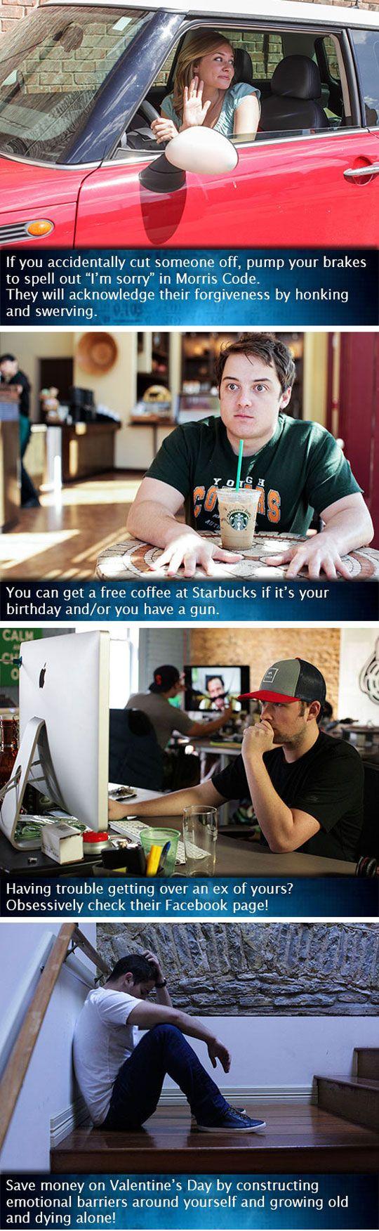 Genius life hacks!