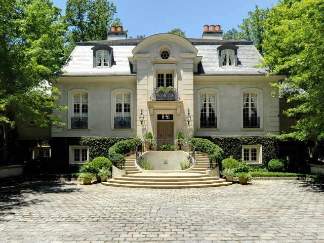 french style homes