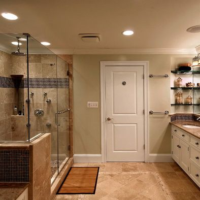 43 Calm And Relaxing Beige Bathroom Design Ideas | DigsDigs