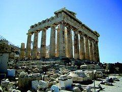 Partenón, Atenas, Acrópolis, Templo