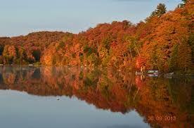 Image result for paysage d automne au Québec