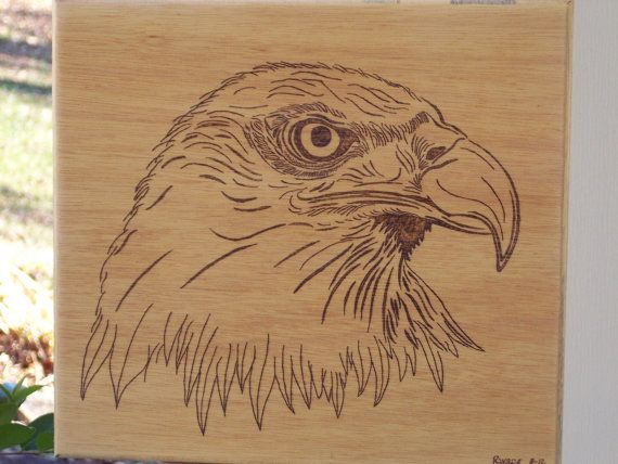 Hey, I found this really awesome Etsy listing at https://www.etsy.com/listing/121665934/american-bald-eagle-wood-plaque