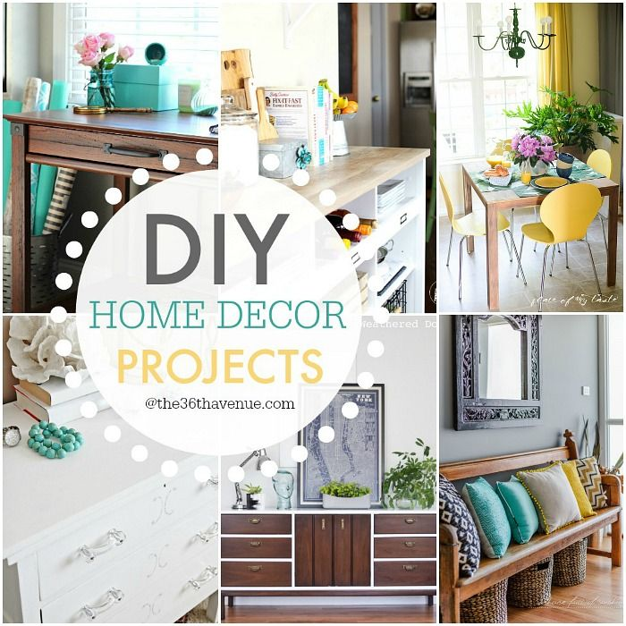 120 best images about diy home decor projects on pinterest - Home decoration handmade ideas ...