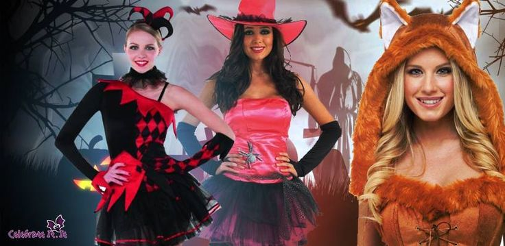 Party as a Group, Dress with a Theme.  If you are 'That Family' or 'That Group of Friends / Colleagues' and want a stunning look for Halloween, browse our Spooky Halloween Costumes.