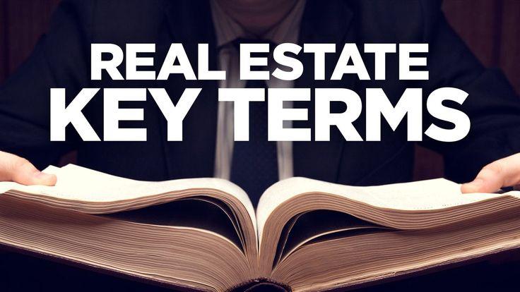 Multi-Family Real Estate Key Terms - Grant Cardone