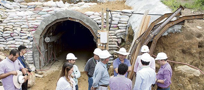 LOCAL - Túnel trasvase Consota-Otún consolidará proyecto de Planta de Tratamiento en Pereira- Edición electrónica Diario del Otún