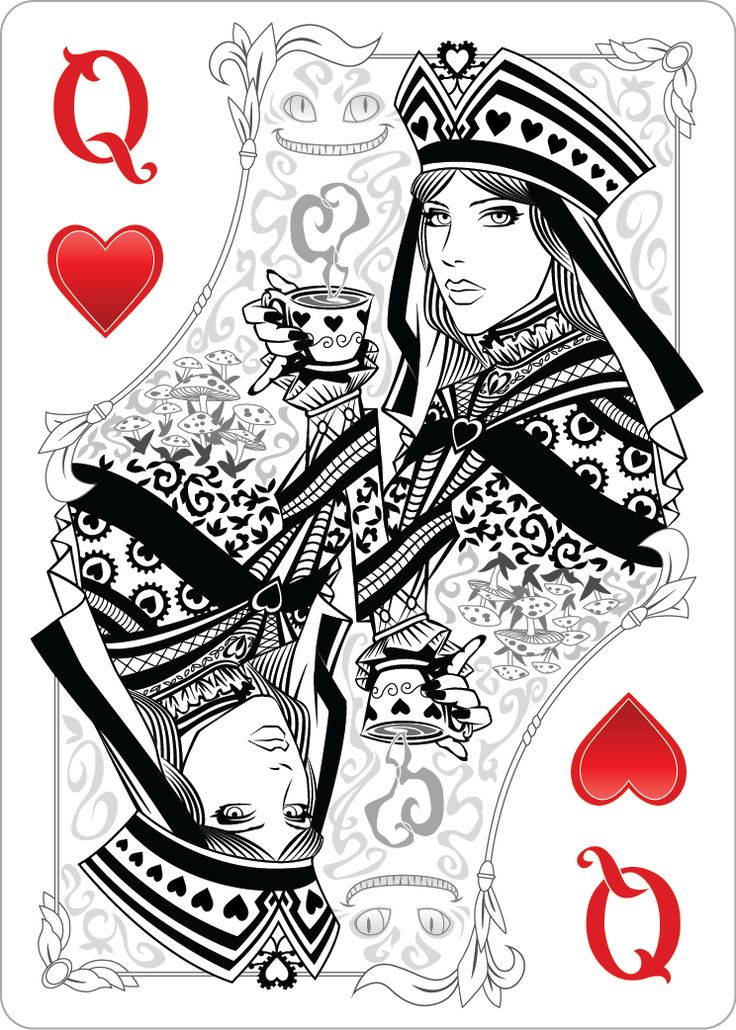Best 25+ Playing cards ideas on Pinterest | Playing card design ...
