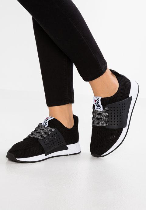 Beta Werkschoenen.Schoenen Tommy Jeans Sneakers Laag Black Zwart 99 95 Bij