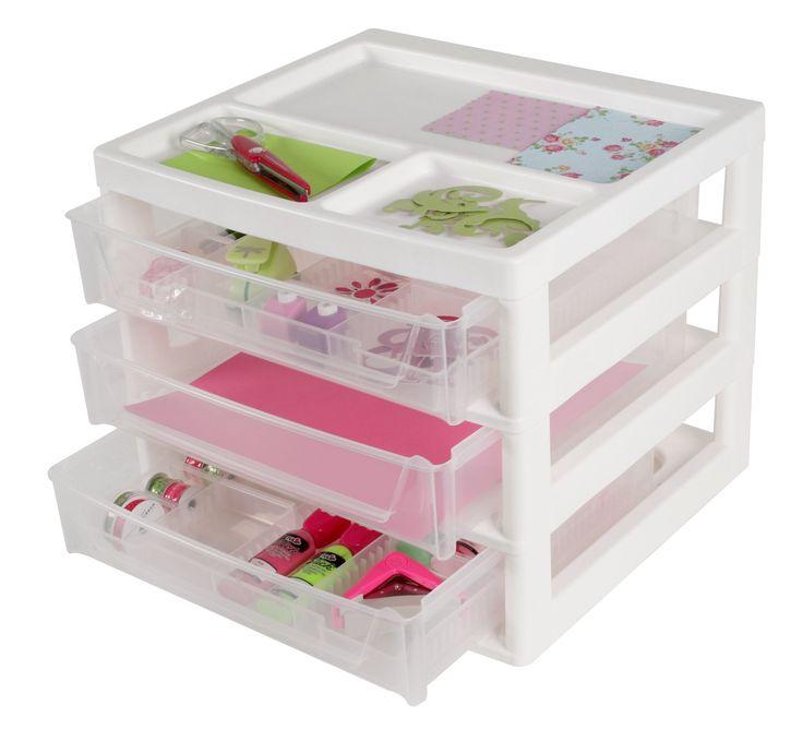 Iris Usa Inc Slim Scrapbook Storage Case 16 H X 142 W X
