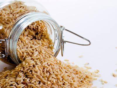 Perche' mangiare riso integrale