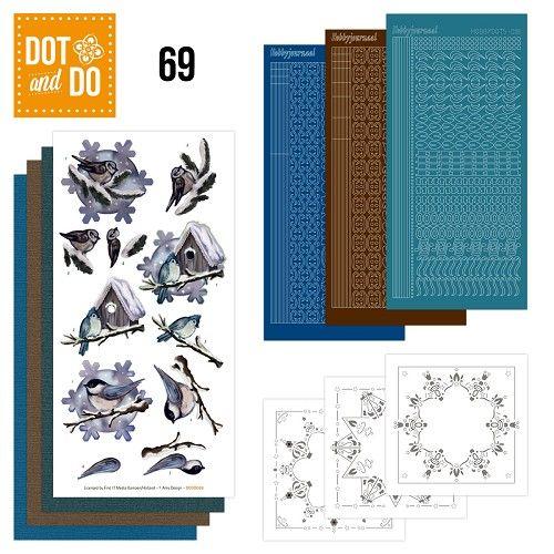 Dot and Do 69 - Winter Birds