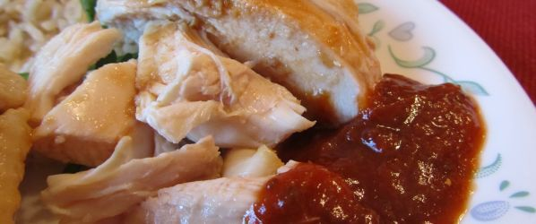 Hainanese Chicken Rice Recipe - Thanksgiving.Genius Kitchen
